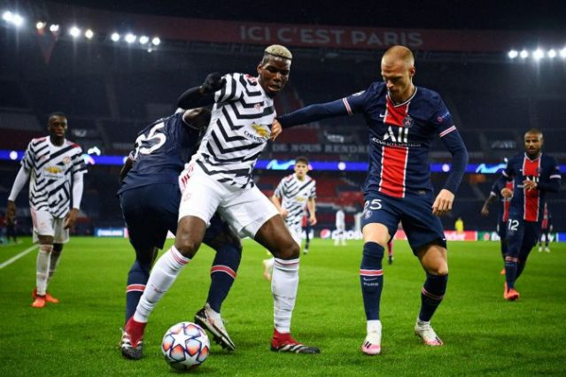 Man United vs PSG: Paris-Saint-Germain get squad-fitness wahala ahead of  Champions League clash | Man United In Pidgin